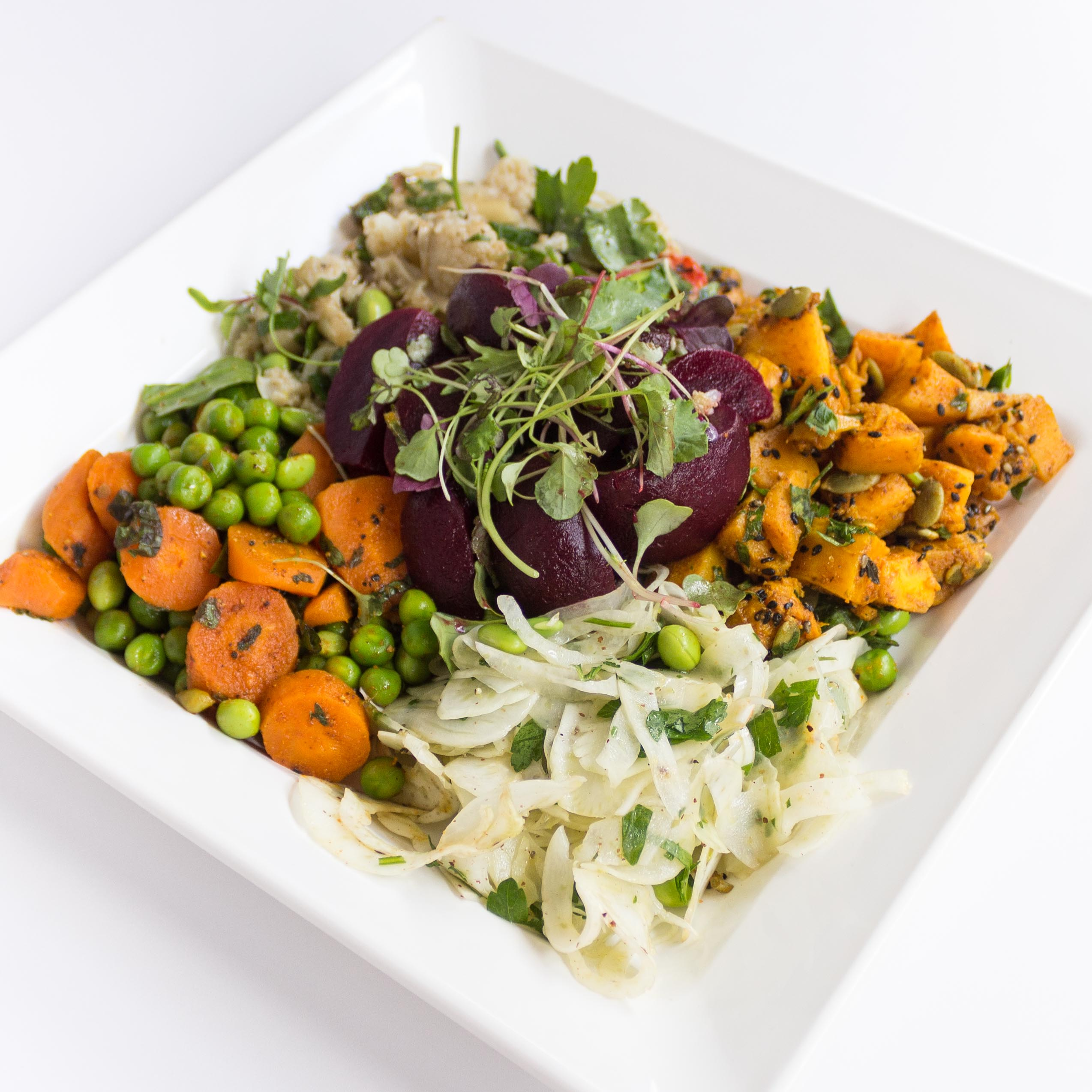 Nashi's salad packs: fresh, tasty and nutritious