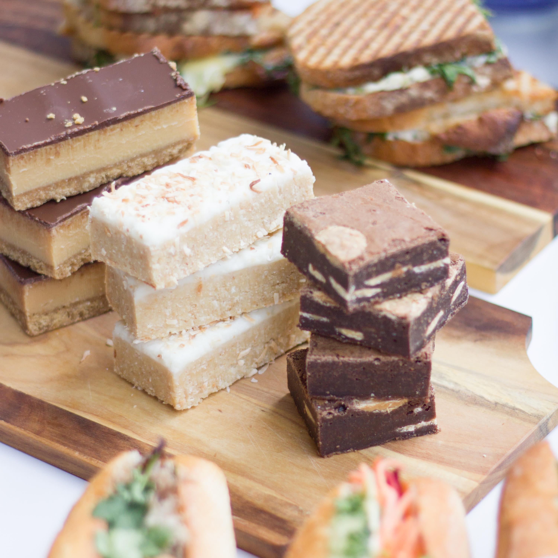 Sweets at Nashi