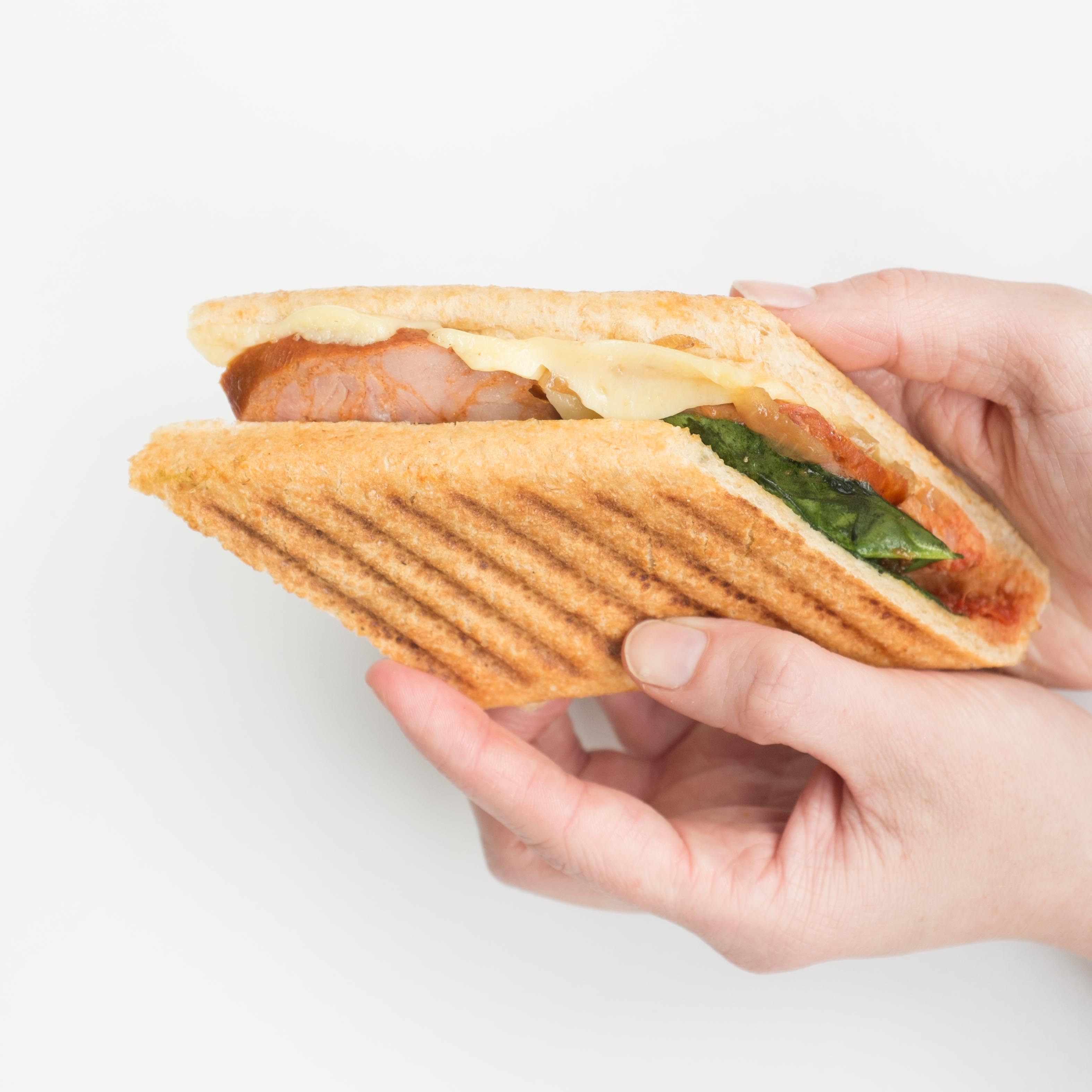 Nashi's Tex Mex panini